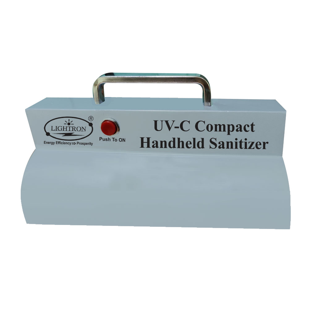 UV-C Compact Hand Held Sanitizer