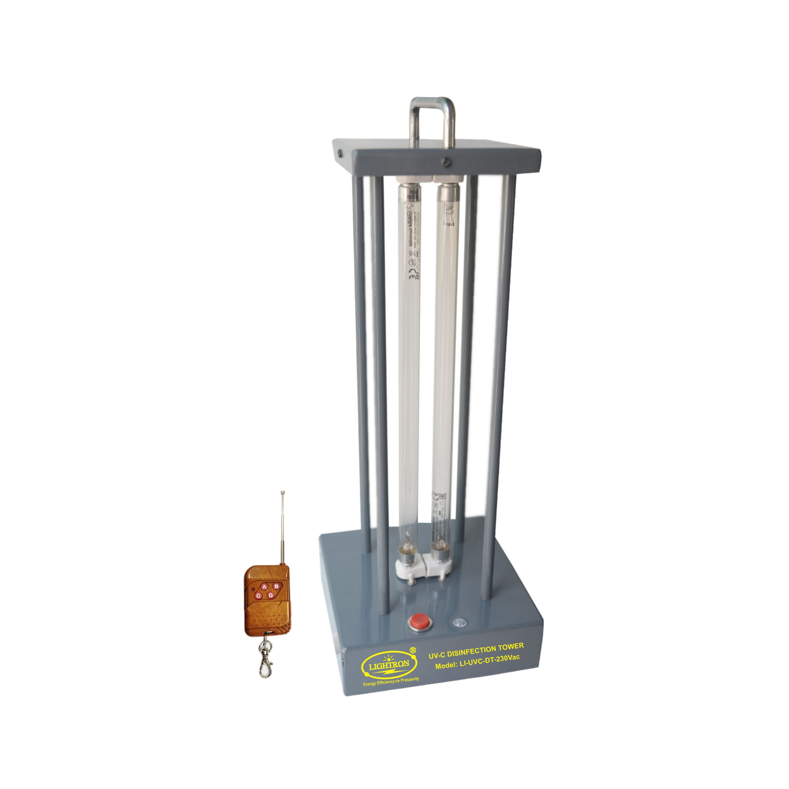 UV-C Room Disinfection Tower
